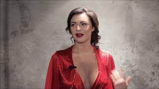 Любовь Варич об увеличении груди у Вадима Бакова