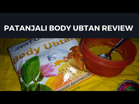 , title : 'PATANJALI BODY UBTAN REVIEW AND HOW TO USE IT!!!!!'
