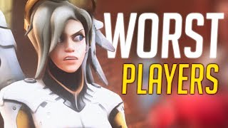 10 WORST Types of Overwatch Players