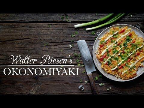Walter Riesen's Okonomiyaki   Kitchen Vignettes   PBS Food