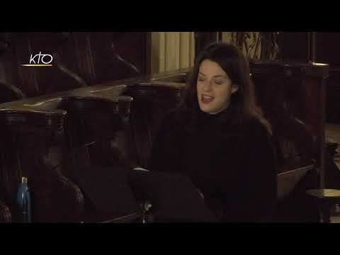 Vêpres du 17 novembre 2020 à Saint-Germain-l'Auxerrois