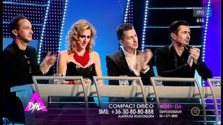 Compact Disco - Sound of our Hearts HD // Eurovision 2012 Final (2012.02.11)