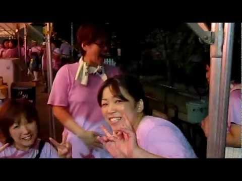 大阪福島区玉川盆踊り2011