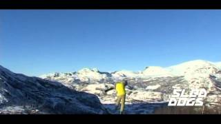 preview picture of video 'Skiing in Cyprus : Troodos Ski Resort : Snowskates'