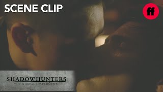 Shadowhunters | Season 2, Episode 3: #Malec True Love's Kiss | Freeform
