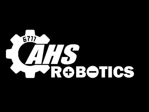 This is AHS Robotics
