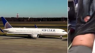 United Airlines CEO Apologizes After Passenger Forcibly Removed From Plane