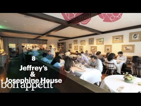 Jeffrey's & Josephine House: the #8 Best New Restaurants in America 2013