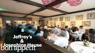 Jeffrey's & Josephine House: the #8 Best New Restaurants in America 2013
