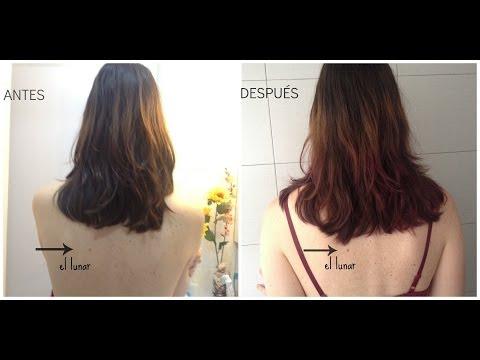 Cuanto crece el cabello con listerine