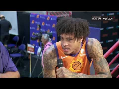 Suns Media Day 2019 | Kelly Oubre Jr. Interview