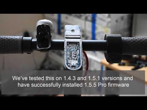 xiaomi m365 ( BIRD SCOOTER Conversion kit )parts