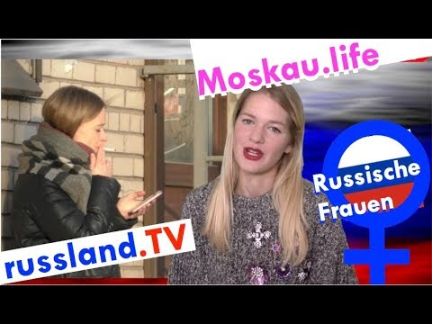 Wie man russische Frauen behandelt! [Video]