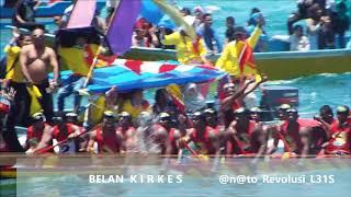 Detik - detik  BELAN KIRKES   Memasuki Finish ( RASCHAAP IBRA OHOIVIT ) Kamis, 19 Oktober 2017