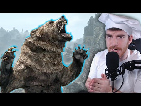 Which Skyrim city can fight the most bears?