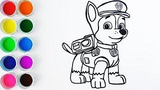 Dibujos Para Colorear De Paw Patrol 免费在线视频最佳电影