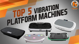 Top 5 Vibration Platform Machines 2020