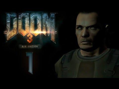 Doom 3 BFG Edition - Прохождение игры на русском - Добро пожаловать в Марс-сити [#1] | PC