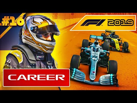 F1 2019 Career Mode Part 16: Blessing in Disguise