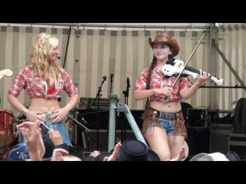 COUNTRY SISTERS - Cotton Eyed Joe