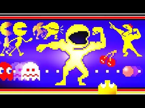 Pac-Man 8Bit Dubstep Remix