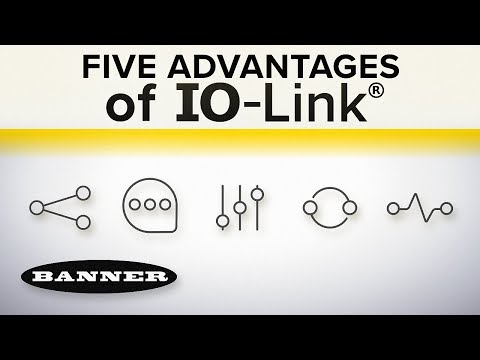 5 Advantages of IO-Link