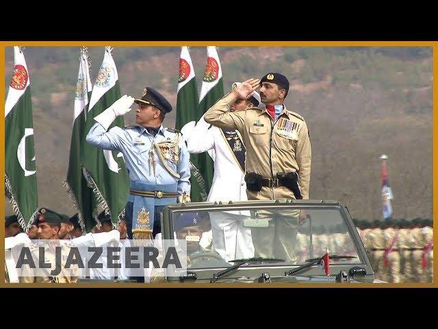 ???????? Pakistan national day: Military display amid standoff l Al Jazeera English