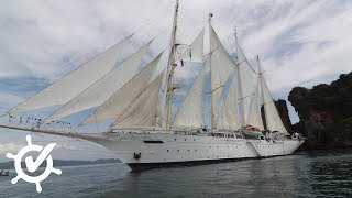 Star Clipper: Live-Rundgang