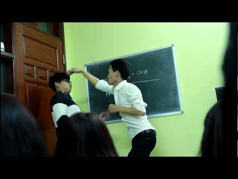học sinh bật lại thầy giáo-parody,version dầu ăn LOZ