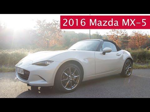 Fahrbericht / Test: Mazda MX-5 Skyactiv-G 160 (Bilstein-Dämpfer)