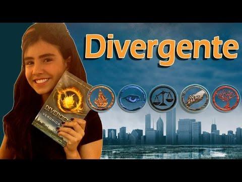 A Culpa é dos Livros - Divergente