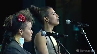 CLIMBING POETREE - A Tapestry of Spoken-Word Poetry and Movement (Day 2) | Bioneers 2013