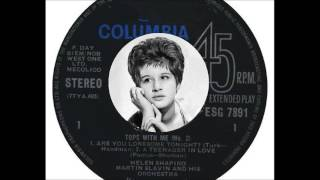 Helen Shapiro - Are You Lonesome Tonight  (1962)