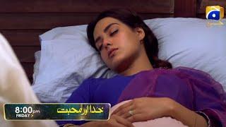 Feroze Khan & Iqra aziz Drama Serial Khuda Aur Muhabbat Episode 21 Teaser Promo Review Mahi & Farhad