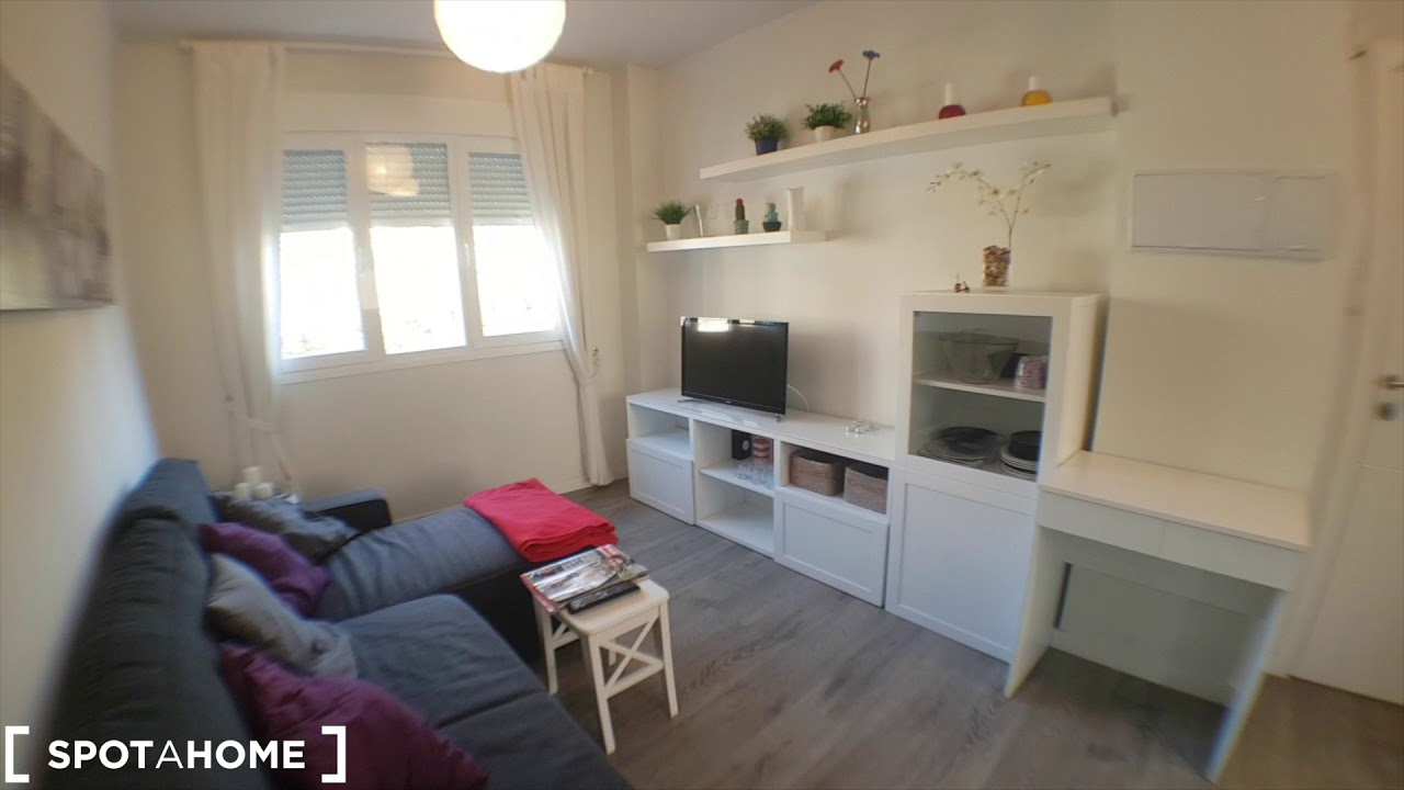 Recently Renovated  Bedroom Apartment For Rent In Retiro
