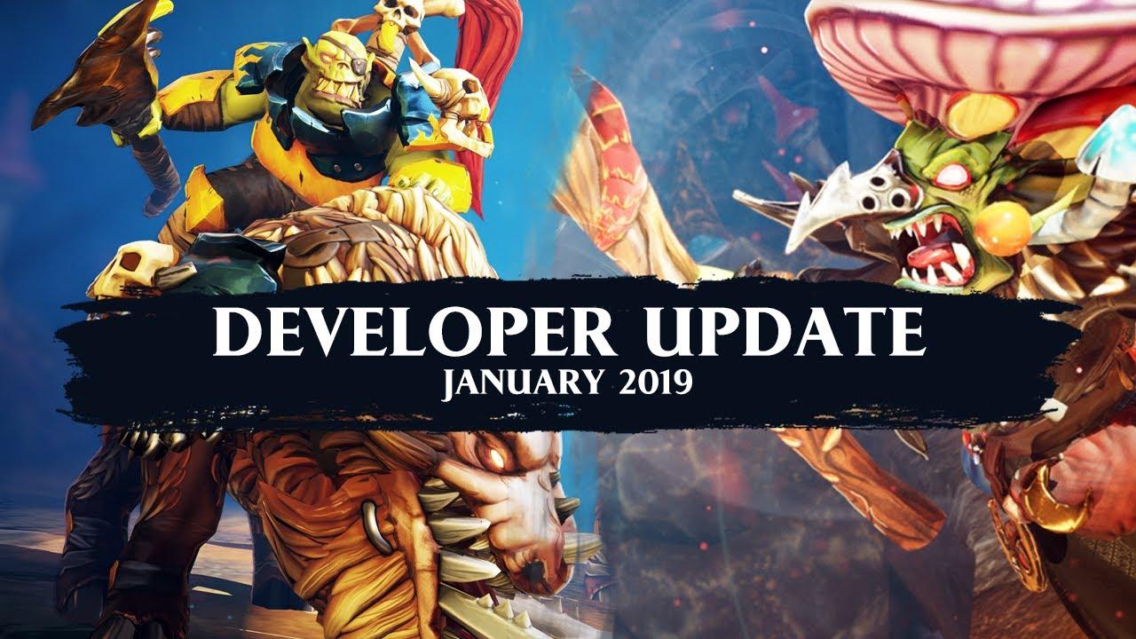 DEVELOPER VLOG: January Update (1.4.0)