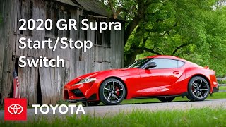 YouTube Video I_--0TEca8s for Product Toyota GR Supra Sports Car (5th gen J29/DB) by Company Toyota Motor in Industry Cars