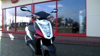 preview picture of video 'Kymco AGILITY RS 50 2010 Roller'