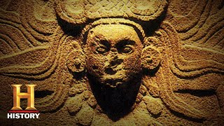 Ancient Aliens: The Great Mayan Disappearance (Season 9) | History