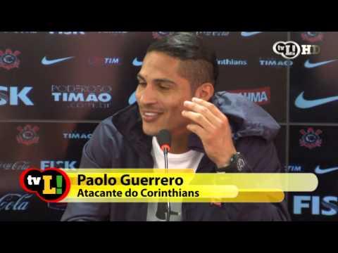 Cabelo 'fashion' de Guerrero é motivo de zoação no Corinthians
