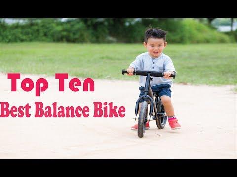 Top Ten Best Balance Bike Reviews 2017