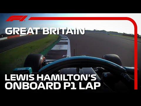 ルイス・ハミルトンのオンボード映像 F1第10戦イギリスGP(シルバーストン)