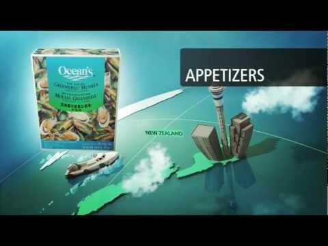Ocean's Seafood Brands - Corporate Video
