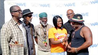 "Music Group ""Cultural Soul"" at the 11th annual Taste of Soul family festival"