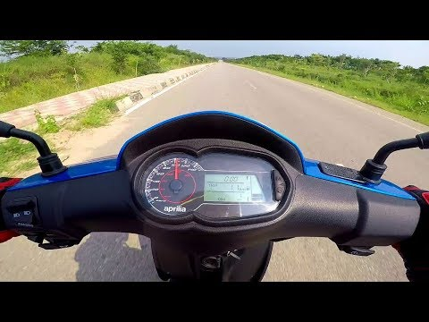 New Aprilia SR 150 Ride Braking Test Raw Footage #DinosVlogs