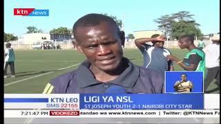 Kibera Black Stars washinda Polisi mabao mbili kwa moja