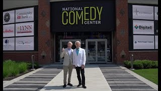 THE SMOTHERS BROTHERS REUNITE AT THE NATIONAL COMEDY CENTER