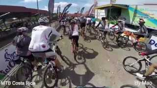 preview picture of video 'Salida MTB Sarchi Artesanal 2014 Part 1'
