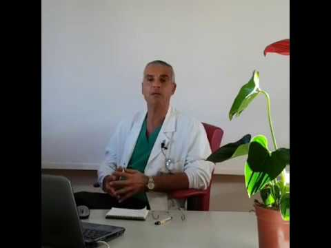 Il varicosity di vene che è impossibile