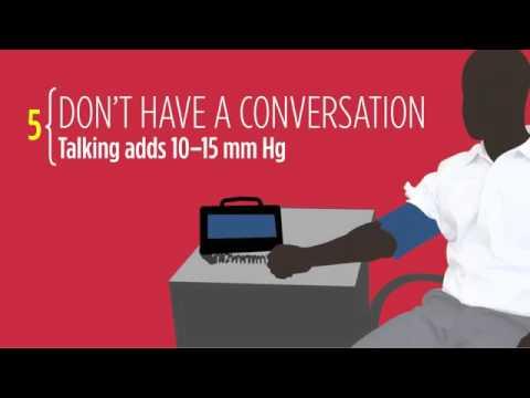 Liniile directoare privind tratamentul hipertensiunii în 2015